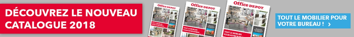 Office Depot - Catalogue Mobilier 2018