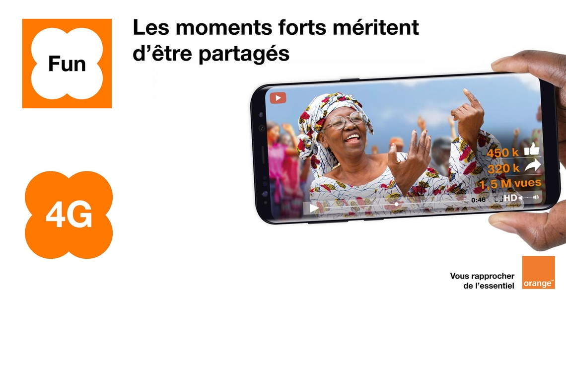 Agence Orange Kayes - La 4G