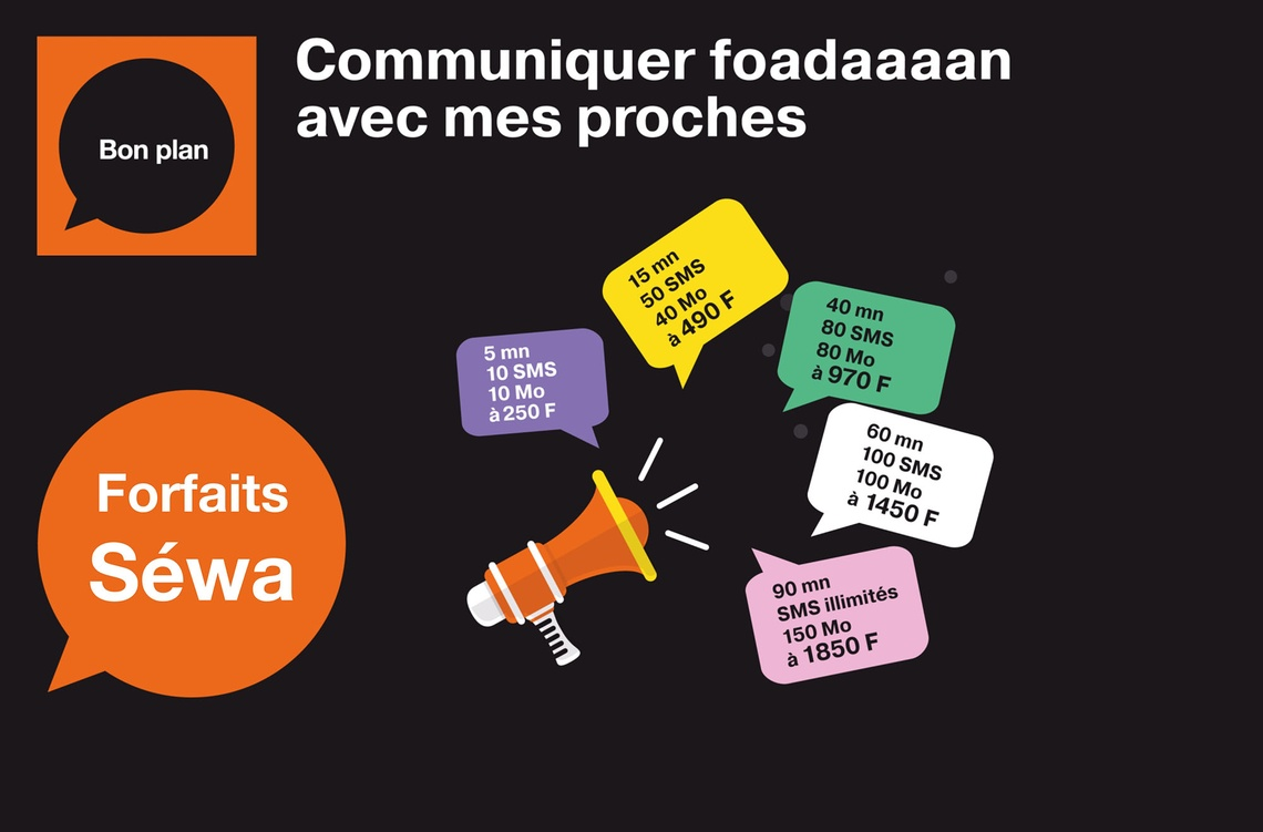 Agence Orange Kayes - Promo Séwa