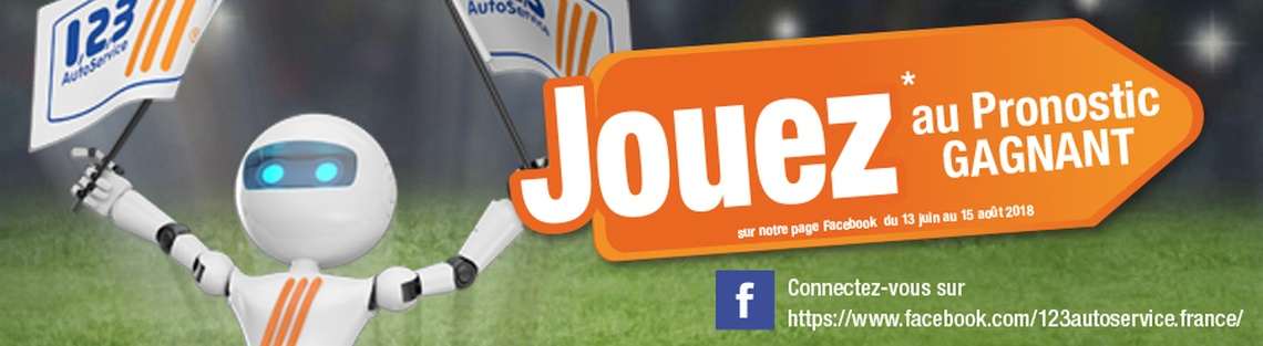 Garage MORILLAS - Grand Jeu Pronostic Faceboo