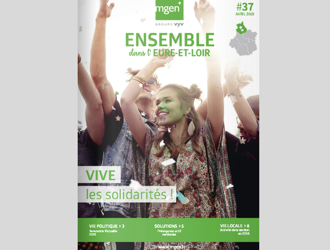 Section MGEN d'Eure-et-Loir - Bulletin départemental