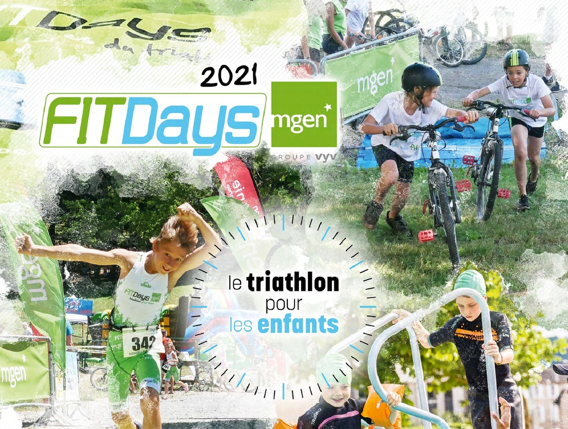 Section MGEN du Gard - FITDAYS 2021 à Vauvert le 22 juin