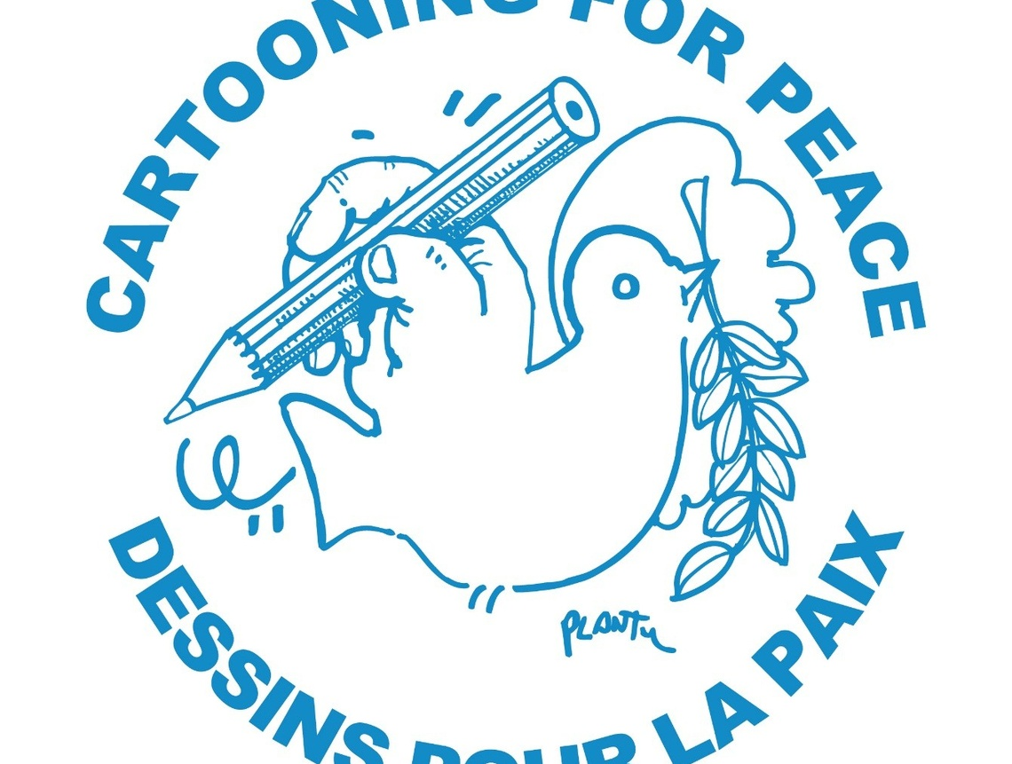 Section MGEN de l'Aude - Expositions Cartooning for Peace