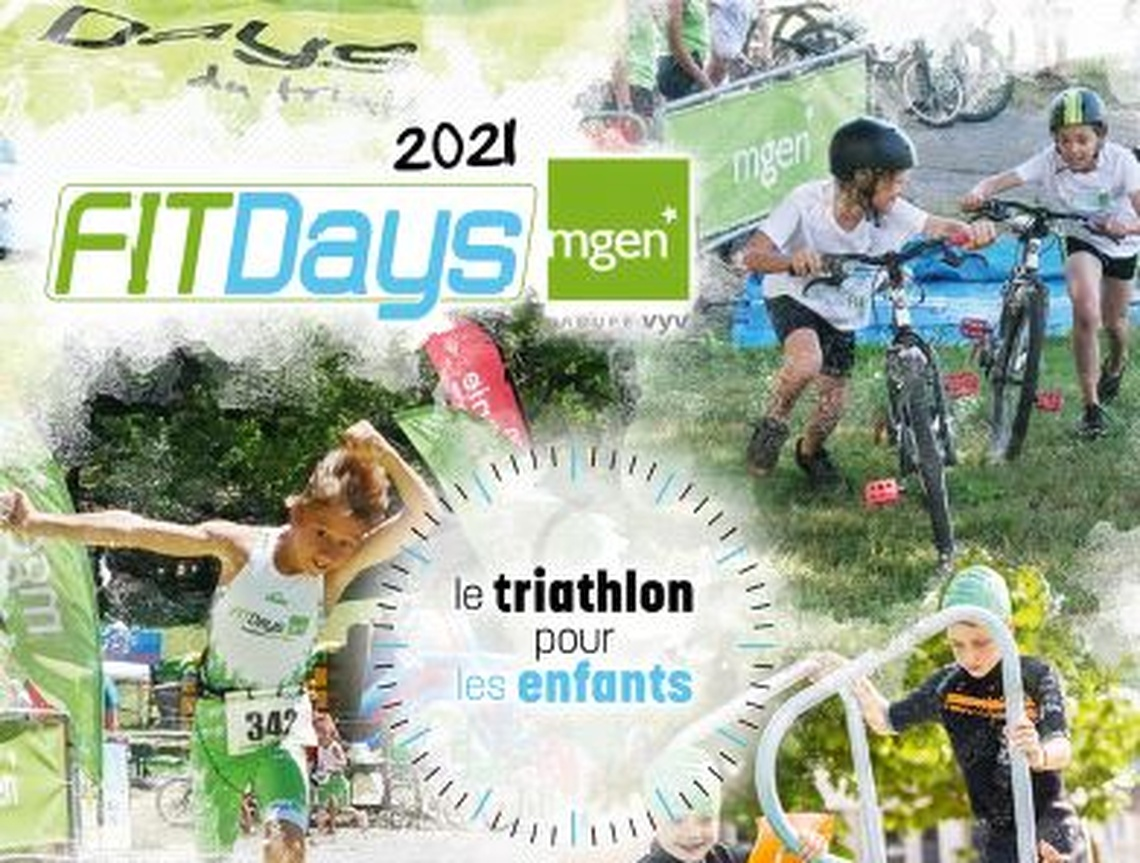 Section MGEN du Val-d'Oise - FITDays 2021 à Cergy-Pontoise