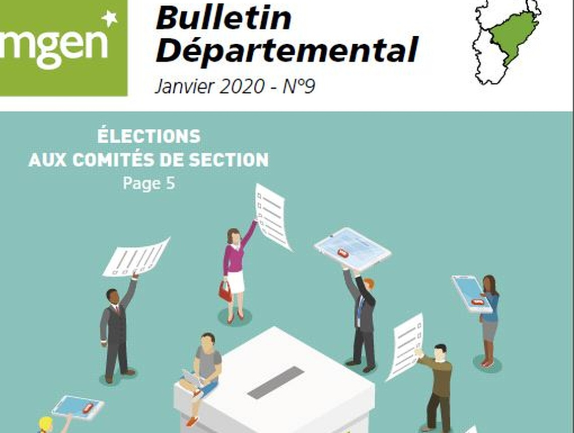 Section MGEN du Doubs - Bulletin départemental