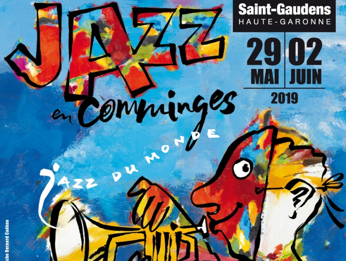 Section MGEN de la Haute-Garonne - Jazz in Comminges 2019
