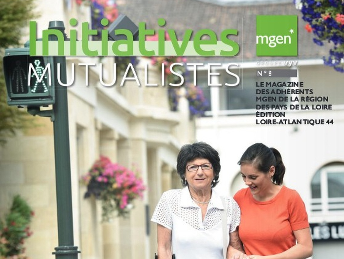 Section MGEN de la Loire-Atlantique - INITIATIVES MUTUALISTES