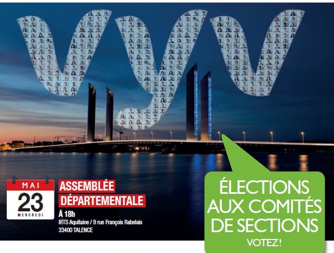 Section MGEN de la Gironde - Bulletin Départemental 2018