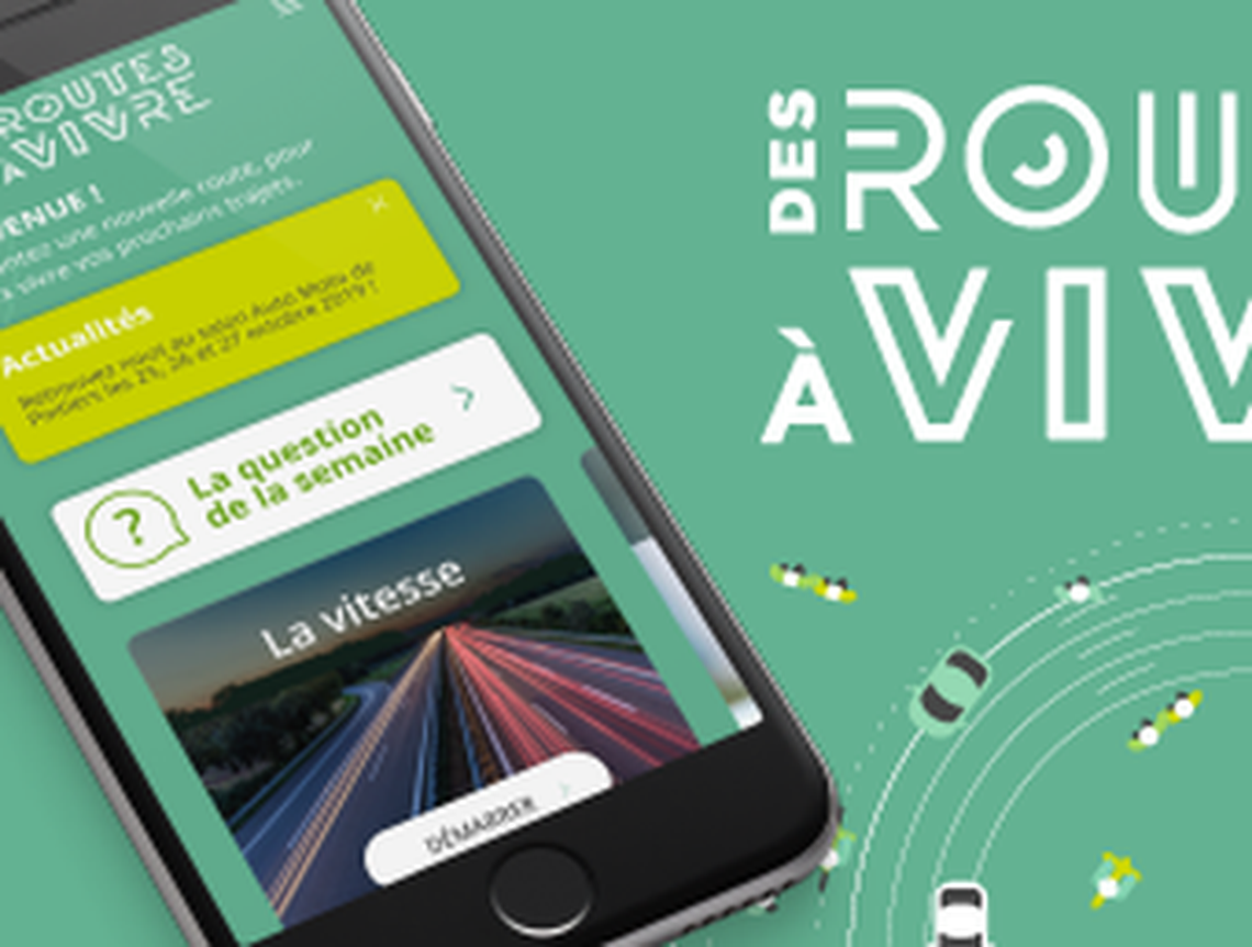 Section MGEN de la Haute-Marne - Des routes à vivre: une application gratuite.