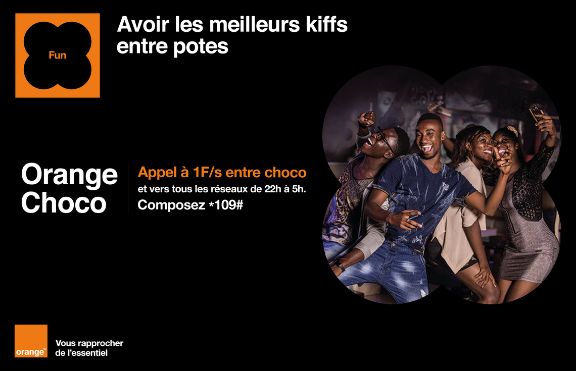 Orange Money - ESPOIR TELECOM - Orange Choco