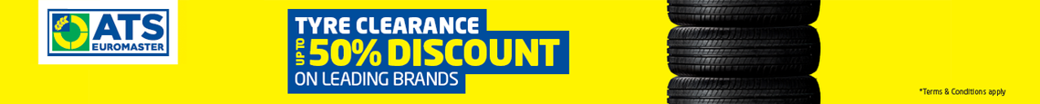 Euromaster UK - Tyre clearance event - Promotion