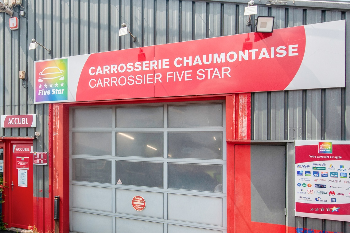 CARROSSERIE CHAUMONTAISE