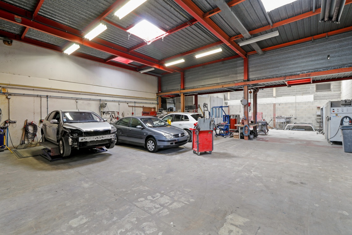 SNMA GARAGE THIERRY BRICHET