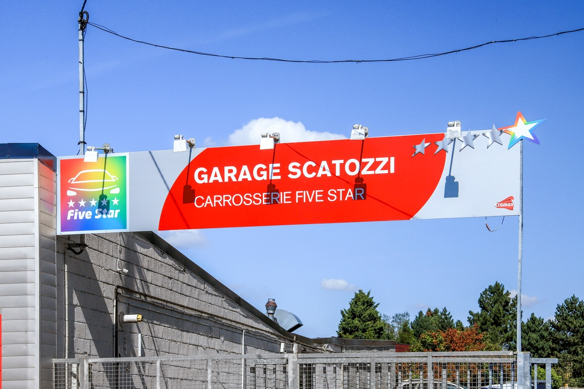 GARAGE SCATOZZI