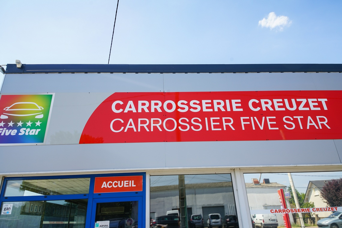 CARROSSERIE CREUZET NEVERS