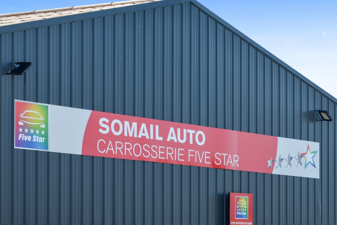 SOMAIL AUTO CARROSSERIE
