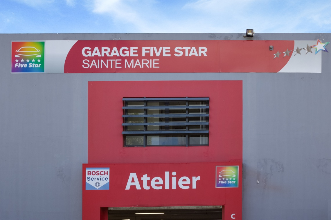 FIVE STAR SAINTE MARIE