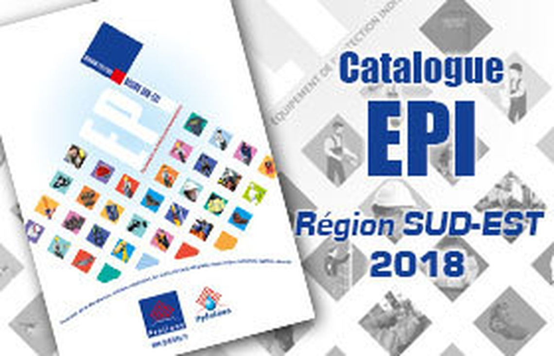HYDRALIANS GEMENOS - Catalogue EPI Prolians/Hydralians région Sud-est