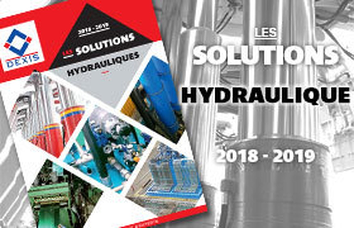 Dexis | Cappe Souplet | Orvault - Solutions HYDRAULIQUE 2018-2019