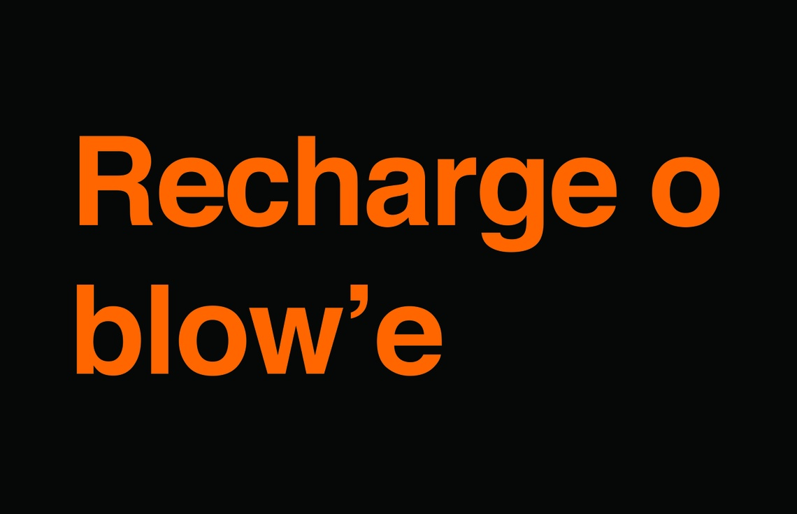 Gaborone Orange Shop Riverwalk - Recharge O blow'e