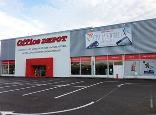 Magasin office depot limoges fournitures mobiliers de - Fourniture scolaire office depot ...