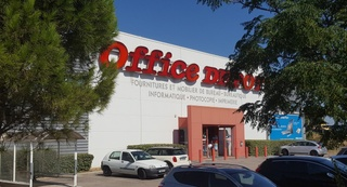 Magasin office depot montpellier fournitures mobiliers - Magasins de meubles montpellier ...