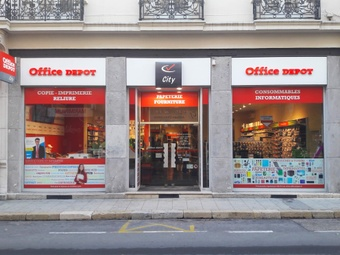 Office DEPOT Grenoble