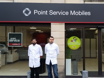 Point Service Mobiles Gradignan