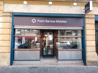 Point Service Mobiles Metz