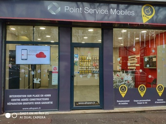 Point Service Mobiles Le Raincy
