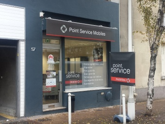Point Service Mobiles Montrouge