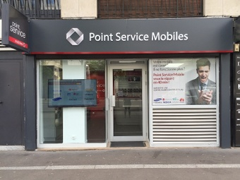 Point Service Mobiles Paris Place d'Italie