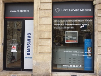 Point Service Mobiles Bordeaux