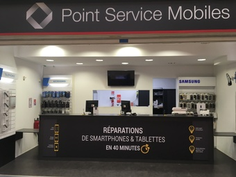 Point Service Mobiles Montpellier Sud