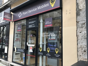 Point Service Mobiles Grenoble