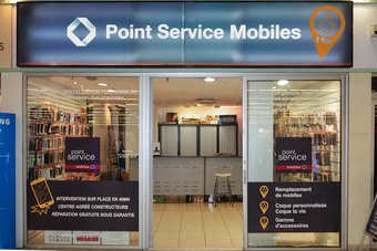 Point Service Mobiles Pertuis