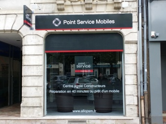 Point Service Mobiles Châteauroux