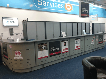 Point Service Mobiles Rosny Domus