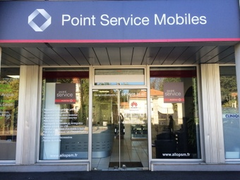 Point Service Mobiles Mérignac