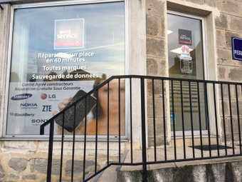 Point Service Mobiles Brive