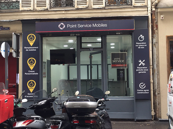 Point Service Mobiles Paris Cadet