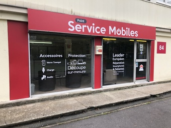 Point Service Mobiles Cergy-Pontoise