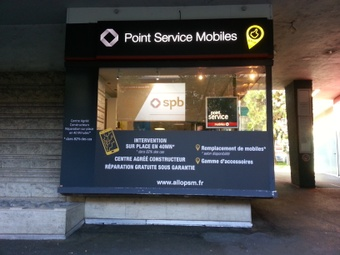Point Service Mobiles Annecy