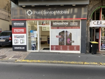 Point Service Mobiles Clermont Ferrand