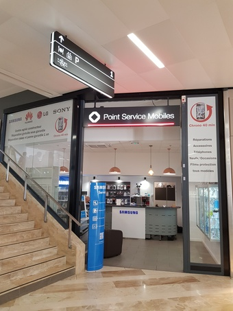 Point Service Mobiles Marseille