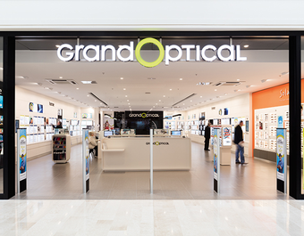 Opticien GrandOptical Luxembourg - Kirchberg