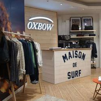La boutique Oxbow St François