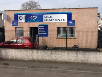 GARAGE DES DIAMANTS