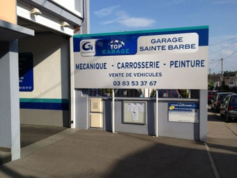 GARAGE SAINTE BARBE