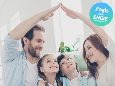 ENGIE Home Services LAON Bruyères - Votre chaudière à partir de 1€ !